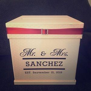 Customized Card Box